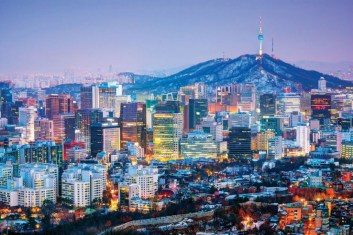 City of Seoul Korea